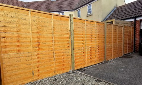 Fencing- After