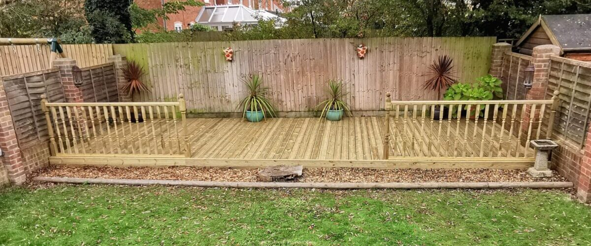 SBS Ltd - Decking